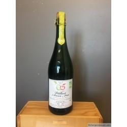 PETILLANT DE POMME POIRE BIO  75 CL SANS ALCOOL