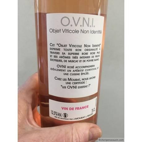 O.V.N.I. ROSE 2019 Vignobles Mourat