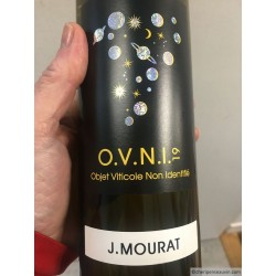 O.V.N.I. BLANC 2019 vignobles Mourat
